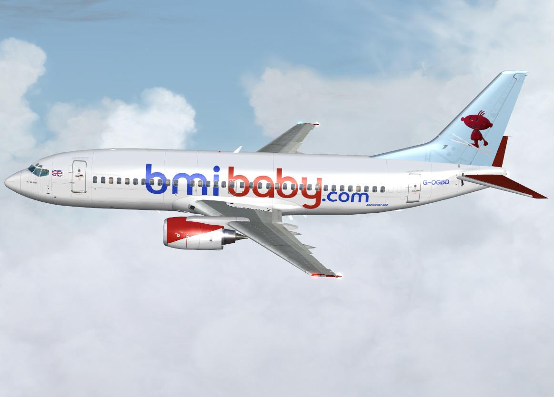 HJG Boeing 737-300