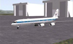 HJG Douglas DC-8-72