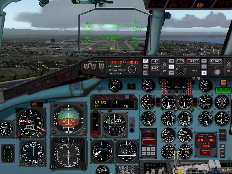 HJG McDonnell-Douglas Panels