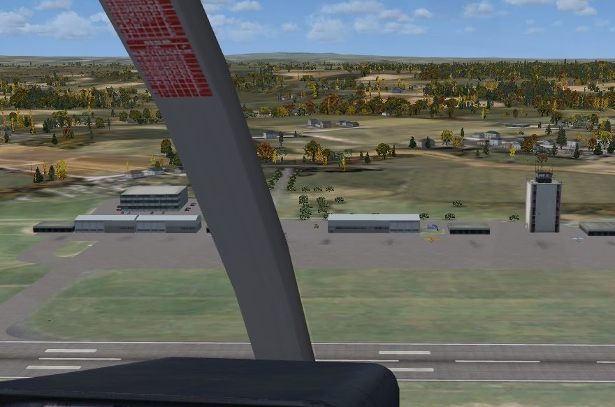 flight simulator x terrain s
