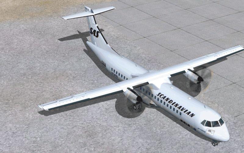Simviation Forums • View topic - ATR 72-500 & Aer Arann