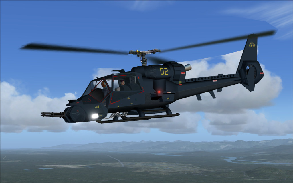 Simviation Forum Blue Thunder Helicopter Fsx