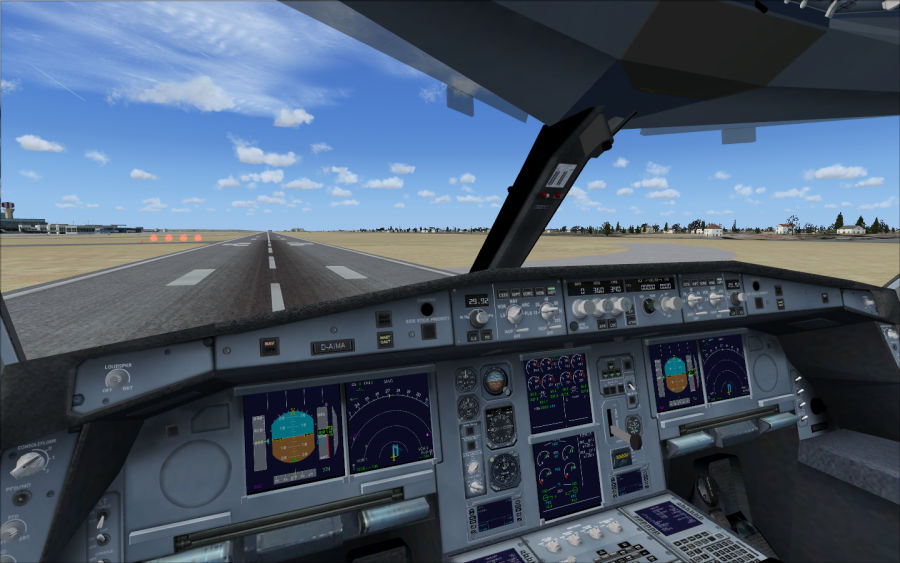Simviation Forums • View topic - Project Airbus A380 VC