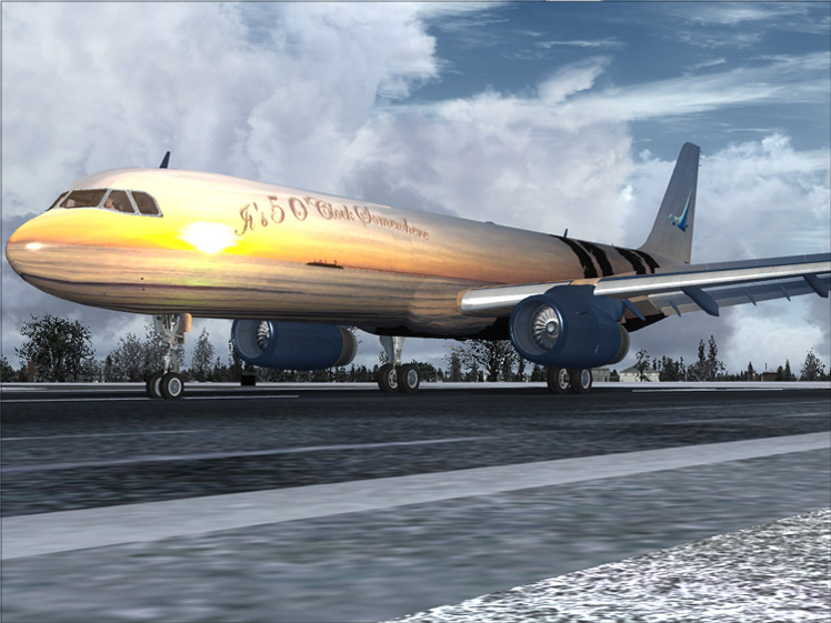 Simviation Forums • View topic - Default A321 FSX
