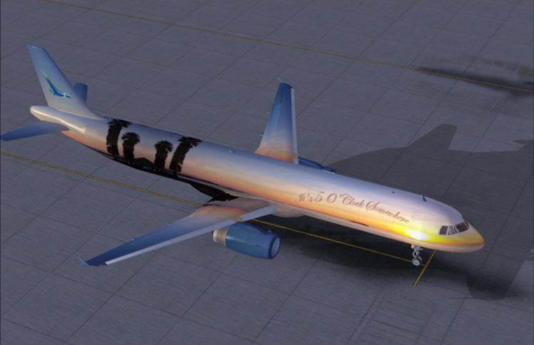 Simviation Forums • View topic - Default A321 FSX
