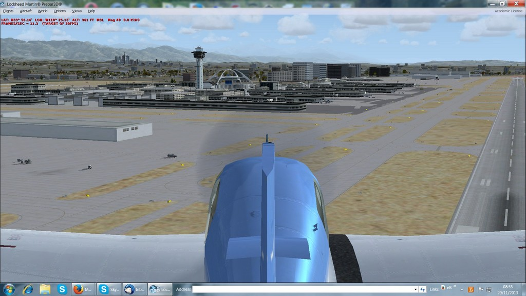 Simviation Forums • View topic - P3D v1 4 / FSX default scenery