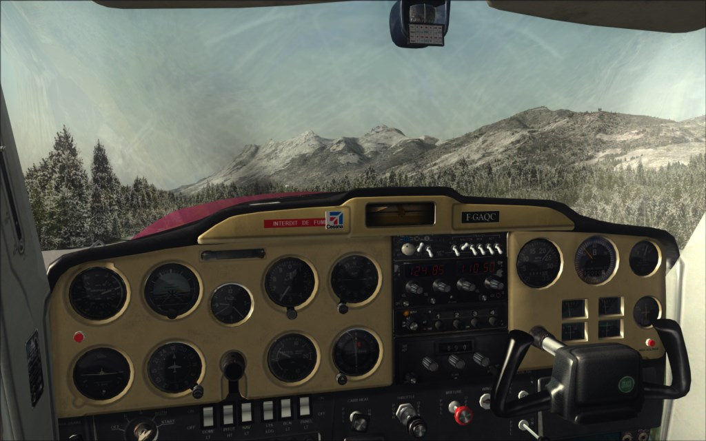 Simviation Forums • View topic - Cessna C-150 L from Fravin: now in
