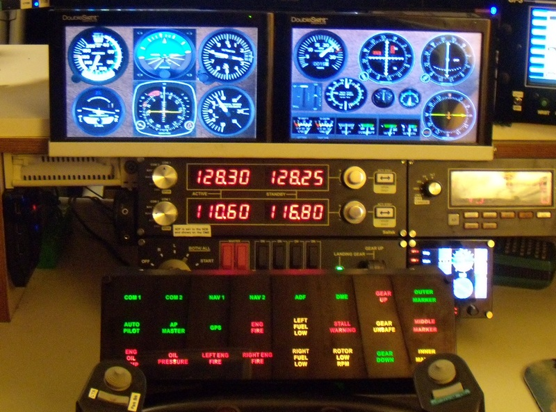 Simviation Forums • View topic - Heinkel He-51 Condor on 3 monitors