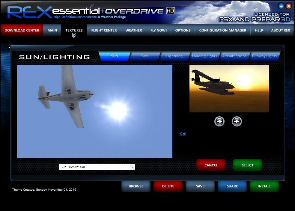 Simviation Forums • View topic - REX Essential Plus Overdrive & P3d V3