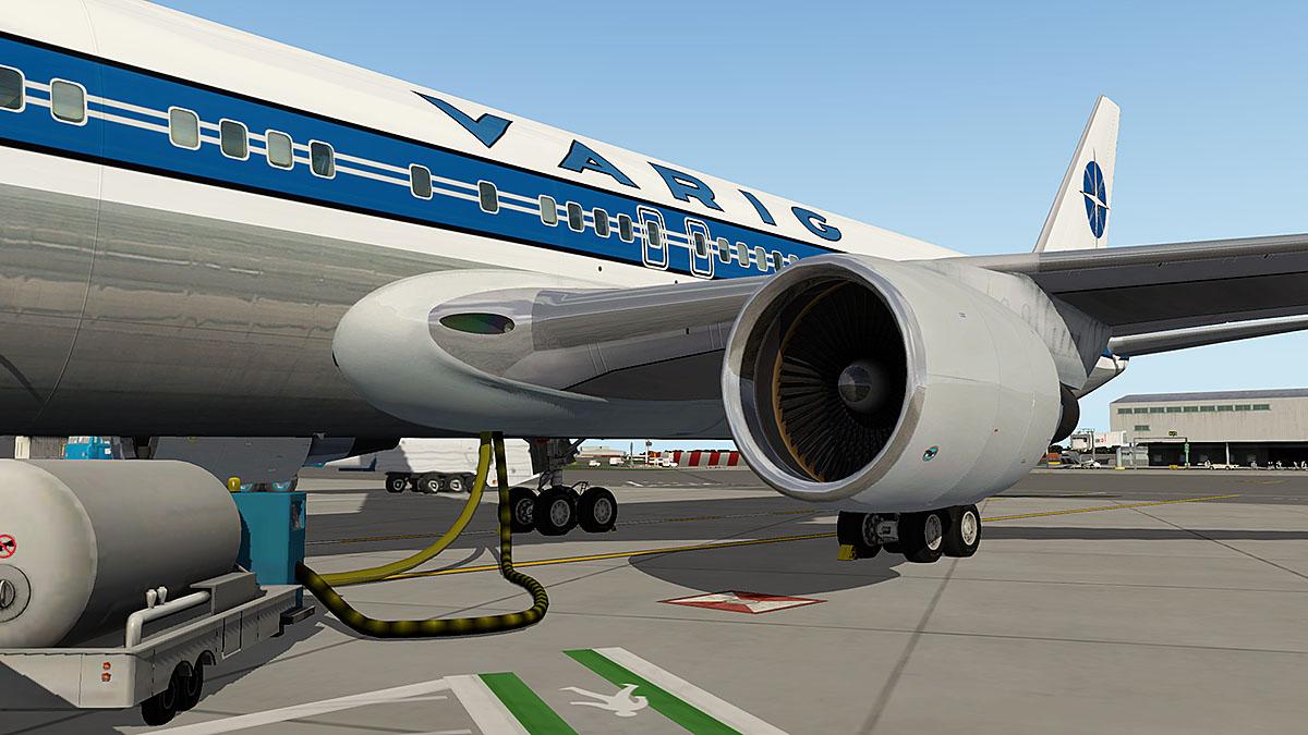 Simviation Forums • View topic - Varig 767-300 preparing for