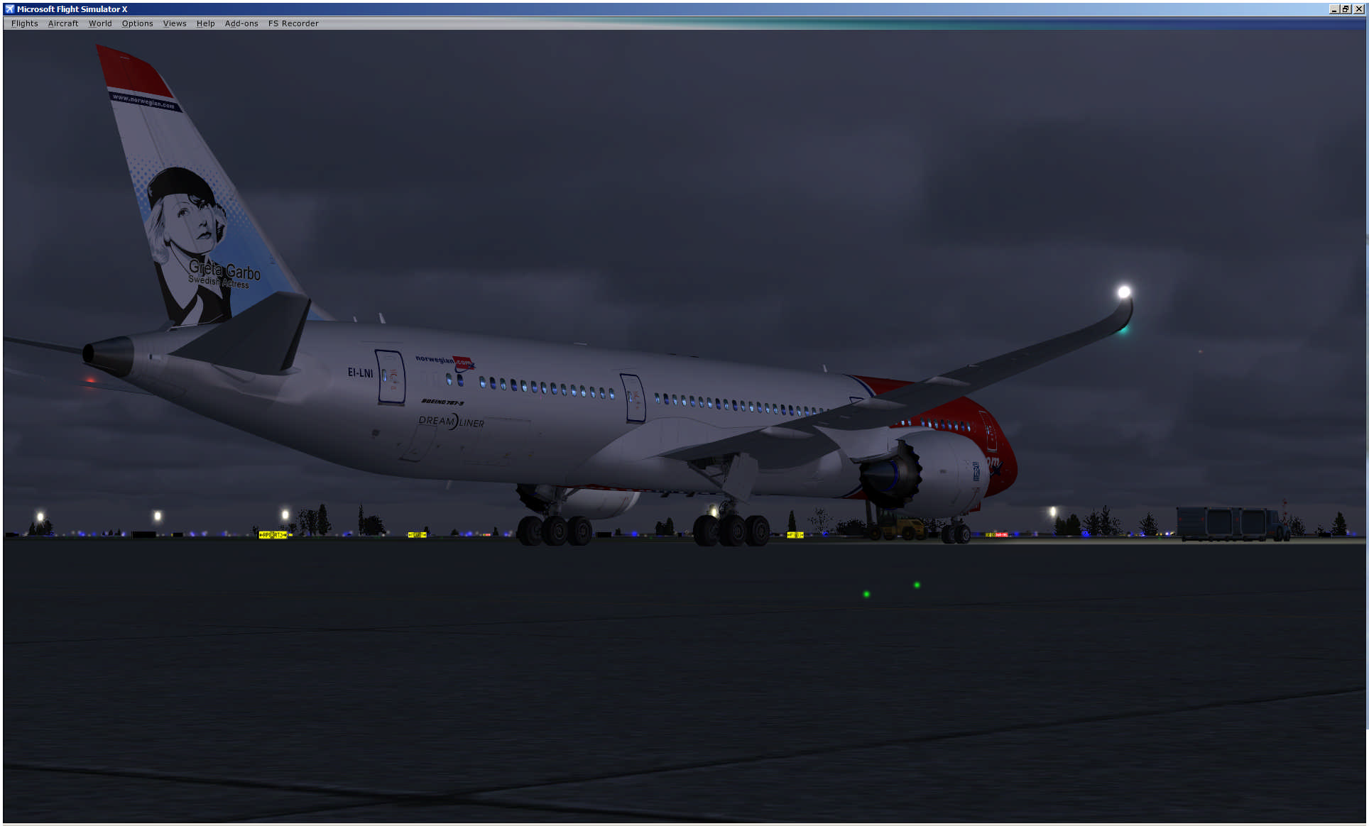 Simviation Forums • View topic - Norwegian 787-9 for FSX/P3D (WITH VC)