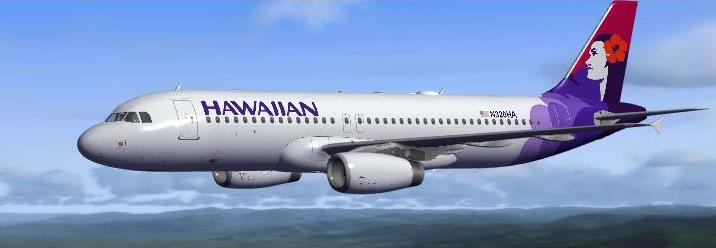 Simviation Forums • View topic - Hawaiian A321