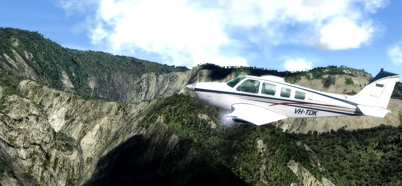 Simviation Forums • View topic - Mount St  Helens Plus in P3d V4