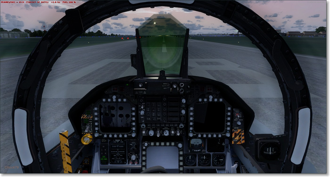 Simviation Forums • View topic - P3D V4 stock FSX FA-18