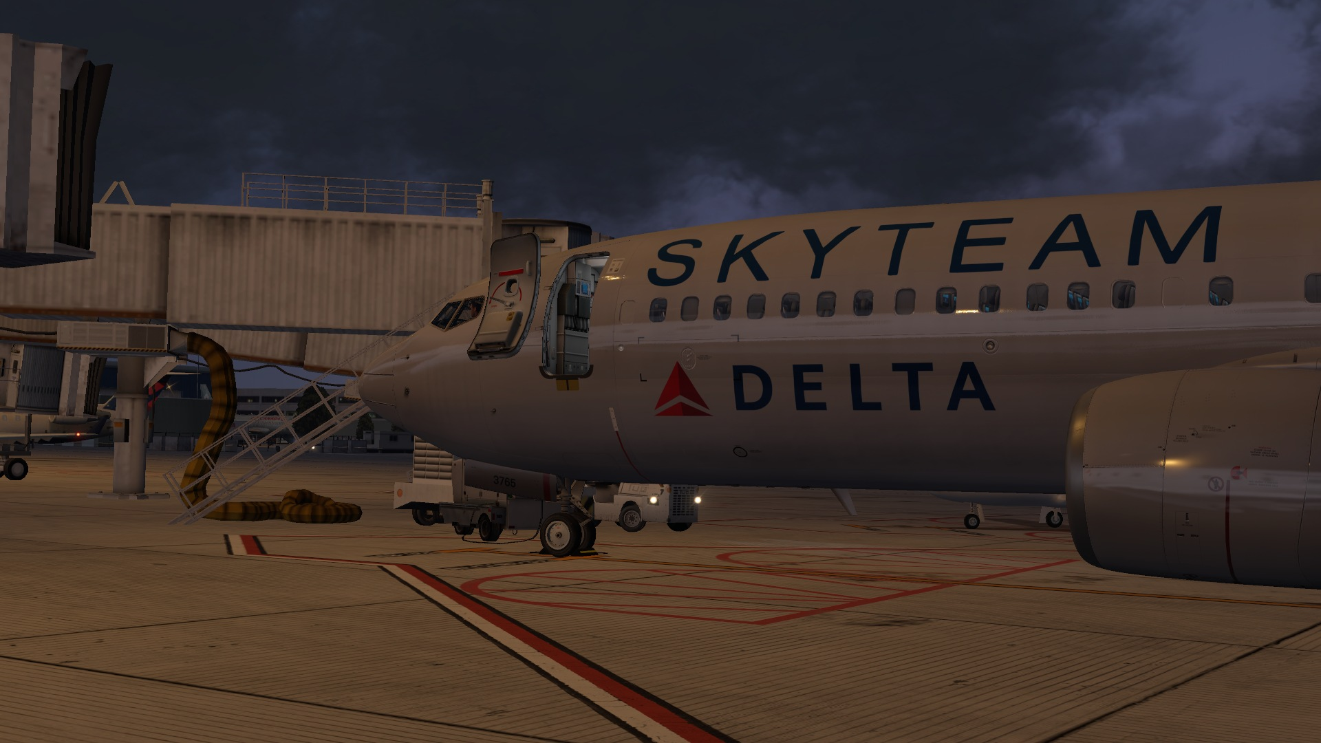 Simviation Forums • View topic - KLAX dawn departure