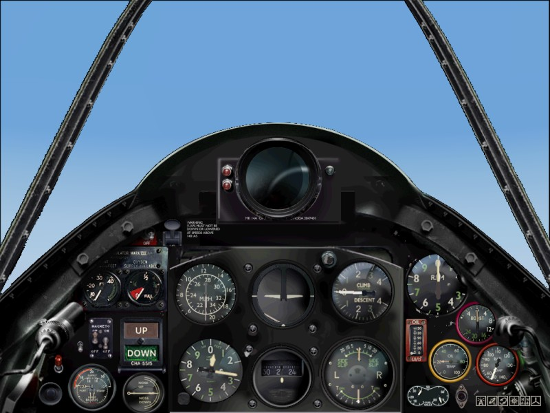 Simviation Forums • View topic - REVIEW: Just Flight Spitfire