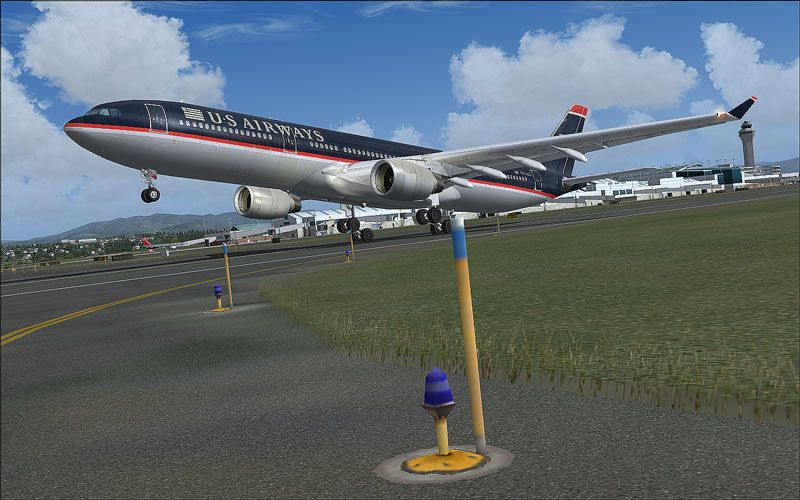 US Airways A330! - Canadian Pilots