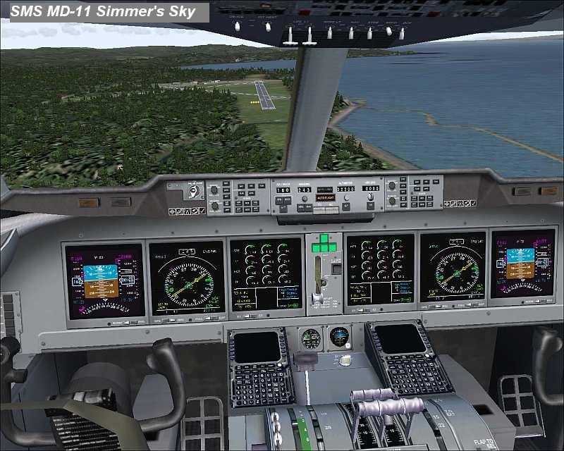 Simviation Forum - MD-11